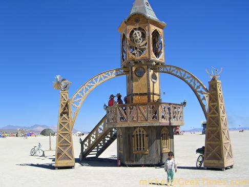 Burning Man 2005: Passage / Clockworks